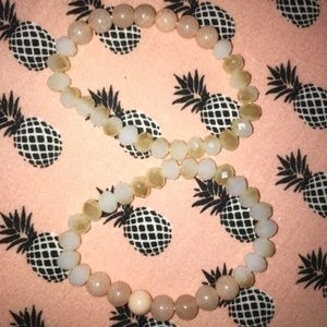 Plunder Beaded Bracelets